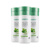 Aloe Vera Drinking Gel Intense Sivera 3 x 1000 ml