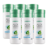Aloe Vera Drinking Gel Freedom Active - Série 6 x 1000 ml