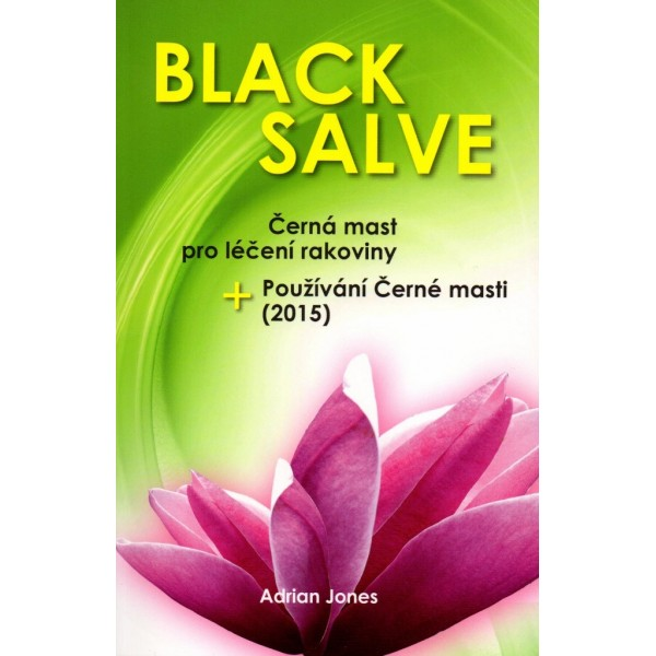 Black Salve - kniha