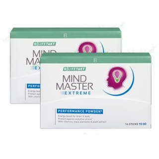 Mind Master Extreme Performance Powder - Série 2 ks