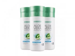 Aloe Vera Drinking Gel Active Freedom 3 x 1000 ml