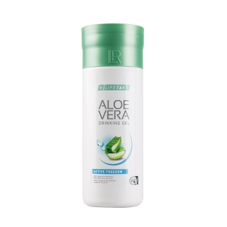 Aloe Vera Drinking Gel Active Freedom 1000 ml