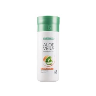 Aloe Vera Drinking gel s příchutí broskví light 1000 ml