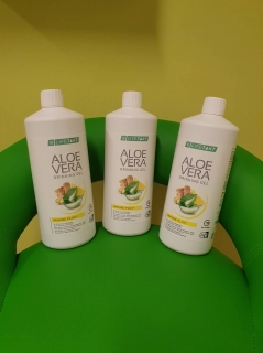 Aloe Vera Drinking Gel Immune Plus Série 3 x 1000 ml