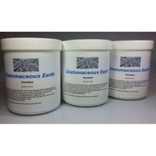 KŘEMELINA - Diatomaceous Earth 3 ks -  3 x 750 ml